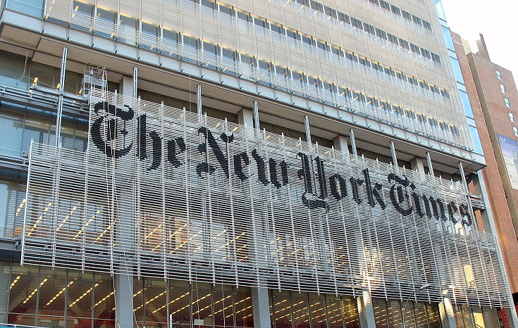 "New York Times Calls It ""Sexual Preference"""