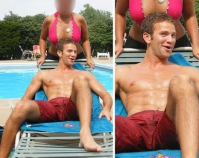 About That Photo That Did Not Make Rep. Aaron Schock a 'Gay Icon'