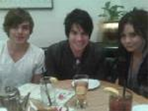 Adam Lambert's Dinner Date With Zac Efron