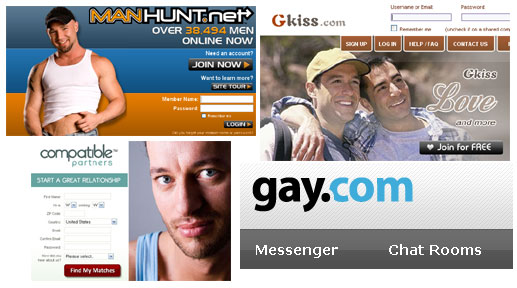 Gay dating free site