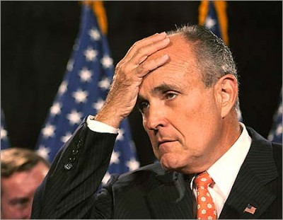 Watch Rudy Giuliani Flip-Flop On Using Gay Marriage to Divide Voters