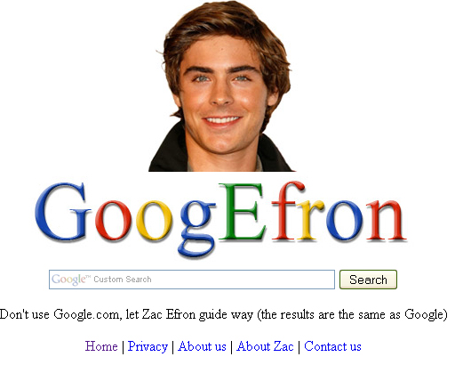 Introducing Search With Zefron