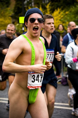 The Definitive Mankini Gallery
