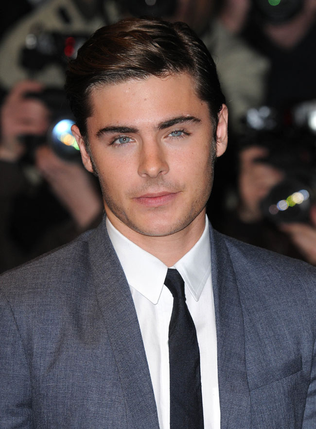 It's Wax Efron!!