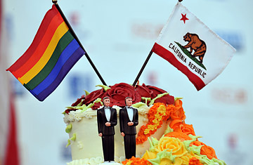 TODAY: 1 Year Since California Supreme Court OK'd Marriage