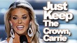 Carrie Prejean Keeps Miss California Crown, Loses Remaining Credibility