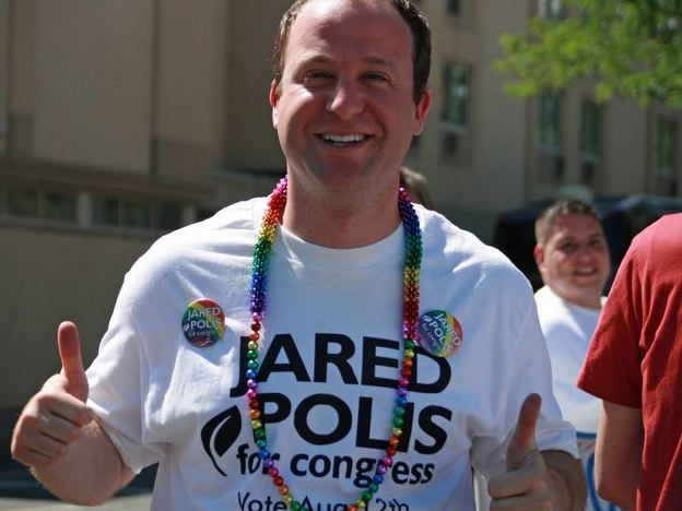 First Openly Gay Governor