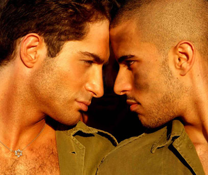 What Fun Stories Will Michael Lucas Bring Back From Israel?