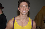 PHOTOS: Broadway Loves the 80s, Queerty Loves Nick Adams