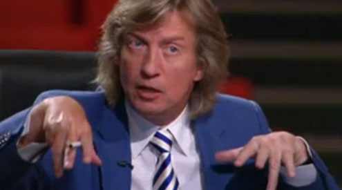 Is Nigel Lythgoe A Homophobe? Or Just Naive About His Comments?