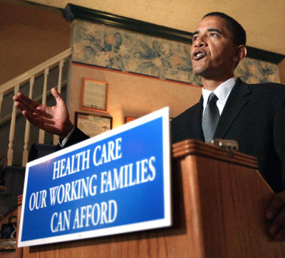 Hey Obama, We've Got Another One For Ya: The Family Leave Insurance Act