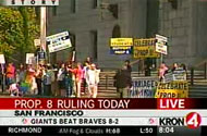 Prop 8 Ground Zero: What's Happening at California Supreme Court in San Francisco