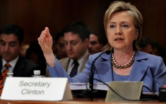SURPRISE: Hillary Clinton Is Giving Gay Diplomats Their Rights. Why Now?