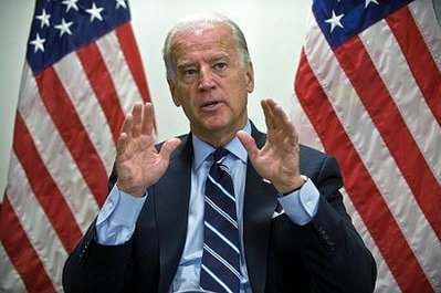 Collecting $1 Million, Biden Thanks Gays for Reminding White House It's Failing