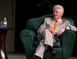 Does Bill Clinton Suddenly Want to Be Buddy-Buddy With the Gays?