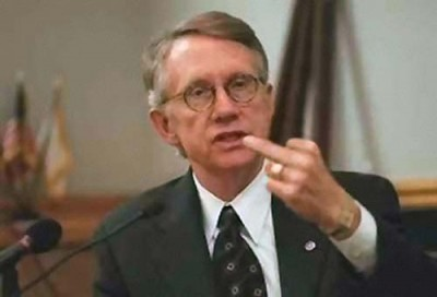Sen. Harry Reid Is Furious with Mormons Over Prop 8. Oh, Reid Is a Mormon?