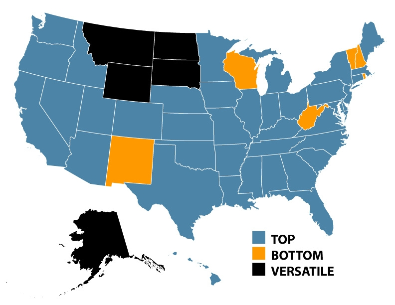 Is America Really This Saturated With Tops?