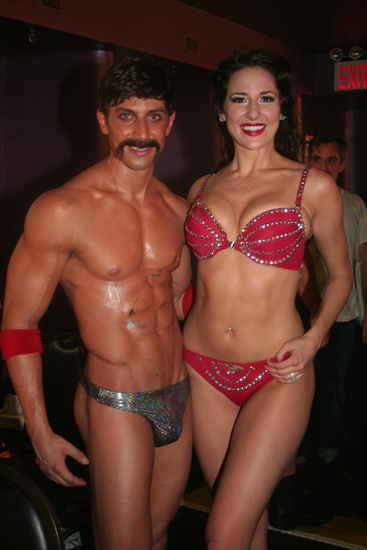 PHOTOS: Our 2 Favorite Studs From Broadway Bares