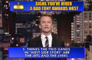 The Top 10 Reasons Neil Patrick Harris Will Crush the Tony Awards