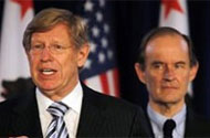 Ted Olson Always Thought Gays Should Be Able to Marry. And That Bush Should Be President