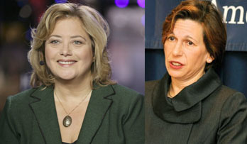 America's New Lesbian Power Couple Will (Not?) Attend DNC Fundraiser