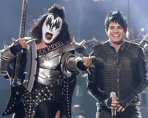 What Gene Simmons Forgot When Declaring Adam Lambert's Career Is Over