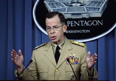 Obama's Military Minions Keep Mouthing Off on DADT. This Is Bad