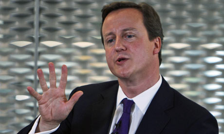 David Cameron Apologizes for Endorsing Discrimination. Your Turn, Republicans