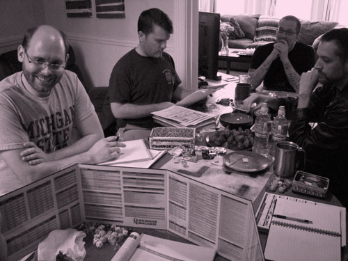 The Dungeons & Dragons Geeks of D.C.