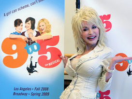 Not Even Dolly Parton's Chest Can Keep 9 to 5 Afloat