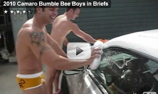 Why Did GM Pull Those Hot Bumble Bee Boys Off YouTube?