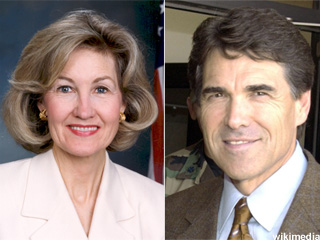 Sen. Hutchison Will Become Texas' Governor By Making Internet Think Opponent Is Gay