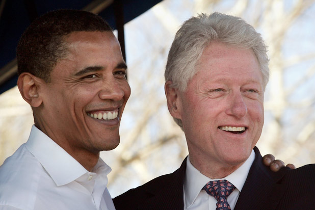 Despite Bill Clinton's Flip-Flop, Barack Obama Remains Opposed to Gay Marriage