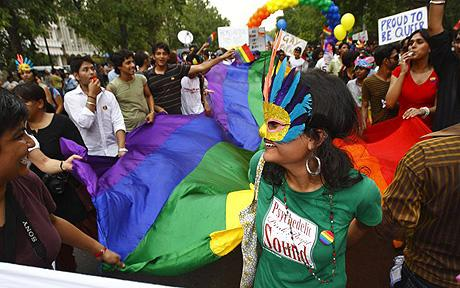 What Legalizing Same-Sex Intimacy Means to This Gay Indian