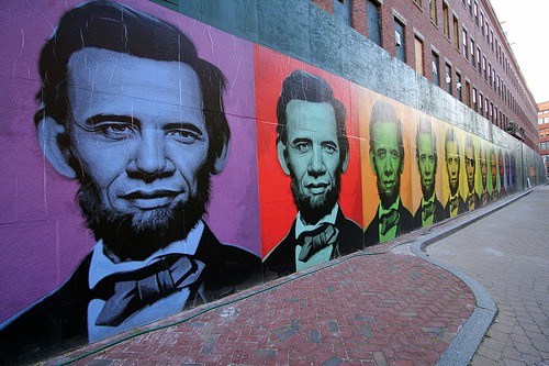 Is Obama Two-Faced On Equality, Or Merely Following Lincoln's Lead?