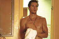 PHOTOS: Why Bother Having Ryan Kwanten Model Fabric?