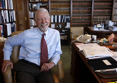 Judge Vaughn Walker Is Leaving 9th Circuit, Following Exits By Prominent Gay Marriage Justices