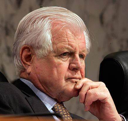 Sen. Ted Kennedy, ENDA Supporter and DADT Foe, Dies at 77