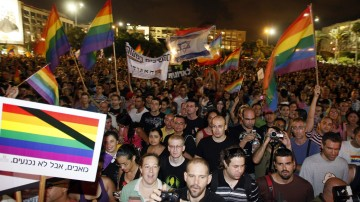 What Do Americans + Israelis Have in Common? Hatred for the Homos