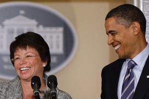 Obama's Senior Adviser Valerie Jarrett's Senior Advice: Stop Bothering Us About DADT