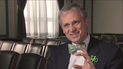 Rep. Earl Blumenauer Regrets Voting for DOMA. So Why Didn't He Say He's Sorry?