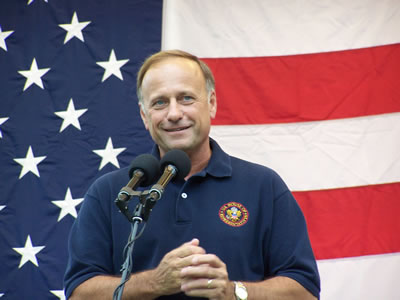 Rep. Steve King Warns America: Gay Marriage Breeds Socialism!