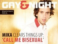 Mika Finally Caves to the Pressure and Comes Out. As Bisexual