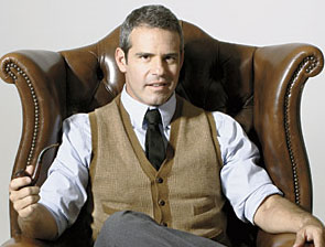 HEADLINES: Andy Cohen Is the Queen of All Media, OK? ... Suing Bible Publishers for Hatings Gays