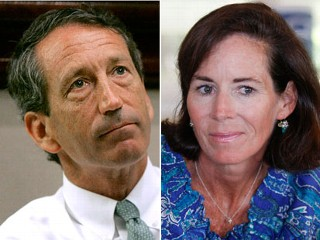 Mark Sanford's No Good, Very Bad Day: His Wife Is Shopping a Book