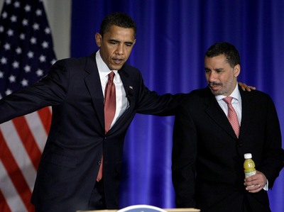 Obama Doesn't Want Marriage Lover Gov. David Paterson Running NY Anymore