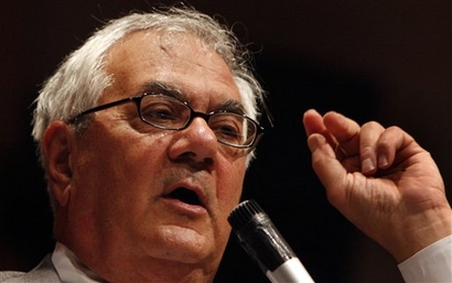 Barney Frank: Repealing Doma Is 'Not Achievable'