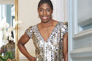 HEADLINES: Caster Semenya's Girly Makeover ... Annie Leibovitz Is F'd