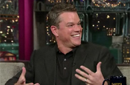 Matt Damon and Brad Pitt Are Behind George Clooney's Gay Rumors