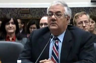 What Did Barney Frank Say at Today's ENDA Hearings? ... HIV Travel Ban Lifted? ... 2010 Prop 8 Repeal
